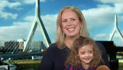 2-year-old hijacks CNN interview about her adoption story