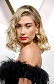 HOLLYWOOD, CA - NOVEMBER 02:  Hailey Baldwin attends the #REVOLVEawards at DREAM Hollywood on November 2, 2017 in Hollywood, California.  (Photo by Frazer Harrison/Getty Images)