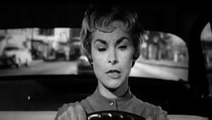 "Official Trailer for"" Psycho"" 1960."