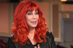 Cher opens up about love, life and her legendary costumes