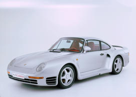1988 Porsche 959, 2000. (Photo by National Motor Museum/Heritage Images/Getty Images)