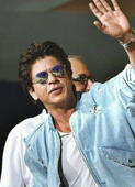 Here's why SRK is elated