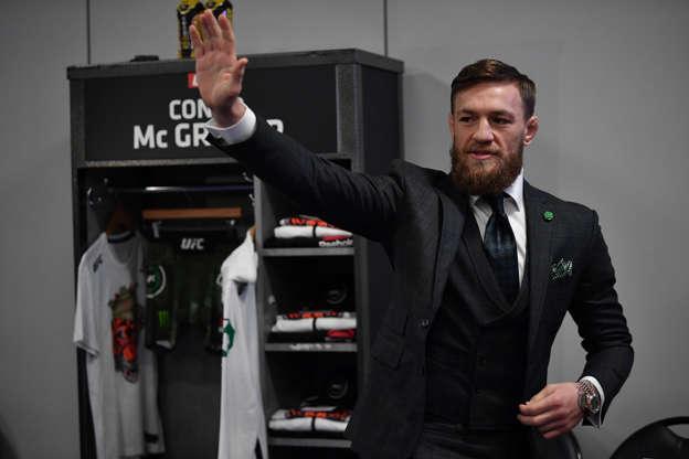 Conor McGregor blames head coach for loss to Khabib Nurmagomedov