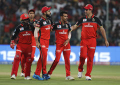 Hodge: Chahal key in RCB's quest for revival
