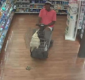 Suspect in motorized cart takes off with shopper's wallet
