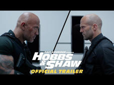 Hobbs & Shaw In Theaters August 2, 2019 https://www.HobbsAndShaw.com   After eight films that have amassed almost $5 billion worldwide, the Fast & Furious franchise now features its first stand-alone vehicle as Dwayne Johnson and Jason Statham reprise their roles as Luke Hobbs and Deckard Shaw in Fast & Furious Presents: Hobbs & Shaw.   Ever since hulking lawman Hobbs (Johnson), a loyal agent of America's Diplomatic Security Service, and lawless outcast Shaw (Statham), a former British military elite operative, first faced off in 2015's Furious 7, the duo have swapped smack talk and body blows as they've tried to take each other down.   But when cyber-genetically enhanced anarchist Brixton (Idris Elba) gains control of an insidious bio-threat that could alter humanity forever — and bests a brilliant and fearless  rogue MI6 agent (The Crown's Vanessa Kirby), who just happens to be Shaw's sister — these two sworn enemies will have to partner up to bring down the only guy who might be badder than themselves.   Hobbs & Shaw blasts open a new door in the Fast universe as it hurtles action across the globe, from Los Angeles to London and from the toxic wasteland of Chernobyl to the lush beauty of Samoa.      Directed by David Leitch (Deadpool 2) from a script by longtime Fast & Furious narrative architect Chris Morgan, the film is produced by Morgan, Johnson, Statham and Hiram Garcia. The executive producers are Dany Garcia, Kelly McCormick, Steven Chasman, Ethan Smith and Ainsley Davies.