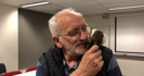 Sydney police reunite homeless man with pet rat