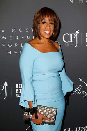 Gayle King attends the The Hollywood Reporter's 9th Annual Most Powerful People In Media