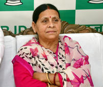 BJP trying to poison Lalu Yadav in jail: Rabri