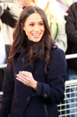 Her finder Meghan Markle inspiration til sin make-up