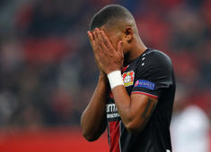Leon Bailey (Foto: REUTERS/Wolfgang Rattay)