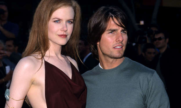 幻灯片 25 - 1: Nicole Kidman and Tom Cruise (Photo by S. Granitz/WireImage)