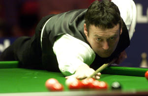 England's Jimmy White in action during The LG Cup match against Scotland's Drew Henry at The Guild Hall, Preston.   (