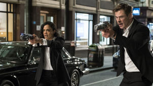 Chris Hemsworth and Tessa Thompson team up in 'Men in Black: International' - watch the new trailer!