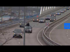 a close up of a highway: What are the top stories today? Click to watch: https://www.youtube.com/user/Euronews/videos?sub_confirmation=1  Subscribe to our channel | https://www.youtube.com/subscription_center?add_user=euronews   Find us on: Website: https://www.euronews.com/ Facebook: https://www.facebook.com/euronews Twitter: https://twitter.com/euronews Instagram: https://www.instagram.com/euronews.tv/ Flipboard: https://flipboard.com/@euronews WhatsApp: https://www.euronews.com/follow-us#newsfee  Euronews is available in 12 languages: https://www.youtube.com/user/euronewsnetwork/channels