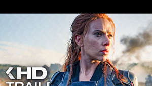 "Offizieller ""Black Widow"" Trailer Deutsch German 2020 