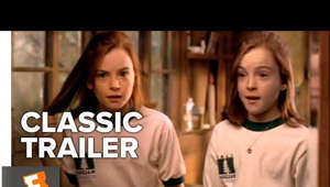 a group of people posing for the camera: Check out the official The Parent Trap (1998) Trailer starring Lindsay Lohan! Let us know what you think in the comments below. ► Watch on FandangoNOW: https://www.fandangonow.com/details/movie/the-parent-trap-1998-1998/MMV9E054F27A497A686D794ED2804A5092D1?ele=searchresult&elc=the%20parent%20trap&eli=1&eci=movies&cmp=MCYT_YouTube_Desc   Subscribe to the channel and click the bell icon to stay up to date on all your favorite movies.   Starring: Lindsay Lohan, Dennis Quaid, Natasha Richardson Directed By: Nancy Meyers Synopsis: Identical twins Annie and Hallie, separated at birth and each raised by one of their biological parents, later discover each other for the first time at summer camp and make a plan to bring their wayward parents back together.  Watch More Classic Trailers: ► Horror Films: http://bit.ly/2D21x45 ► Comedies: http://bit.ly/2qTCzPN ► Dramas: http://bit.ly/2tefVm2 ► Sci-Fi Movies: http://bit.ly/2msyb5C ► Animated Movies: http://bit.ly/2HqZZ2c ► Documentaries: http://bit.ly/2Fs2zFd ► Musicals: http://bit.ly/2oDFckX ► Romantic Comedies: http://bit.ly/2qQVieQ ► Superhero Films: http://bit.ly/2FtNZgi ► Westerns: http://bit.ly/2mrOEXG ► War Movies: http://bit.ly/2qX4u18 ► Trailers By Year: http://bit.ly/2qTCxHF  Fuel Your Movie Obsession:  ► Subscribe to CLASSIC TRAILERS: http://bit.ly/2D01HJi ► Watch Movieclips ORIGINALS: http://bit.ly/2D3sipV ► Like us on FACEBOOK: http://bit.ly/2DikvkY  ► Follow us on TWITTER: http://bit.ly/2mgkaHb ► Follow us on INSTAGRAM: http://bit.ly/2mg0VNU  Subscribe to the Fandango MOVIECLIPS CLASSIC TRAILERS channel to rediscover all your favorite movie trailers and find a classic you may have missed.