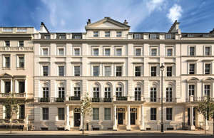 Fancy having the Queen as a neighbor? This Grade II-listed home in London, UK, sits just opposite Buckingham Palace. On the market for a reported $99 million (£76.5m), the home is also offered through a 'try before you buy scheme' and is up for rent at $61,000 (£47k) a week for interested buyers.