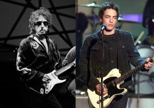 While father Bob Dylan is among the most influential figures in world music culture, son Jakob is the lead singer of rock band The Wallflowers.