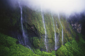 "Average annual rainfall: 9763mm The name Mt Waialeale means ""overflowing water""...."