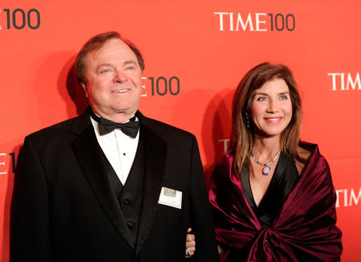 Folie 1 von 16: Oklahoma oil mogul Harold Hamm and his wife Sue Ann signed a divorce which is considered to be the biggest settlement in history, worth over $5 billion. A gallery on the most expensive divorce in the world.