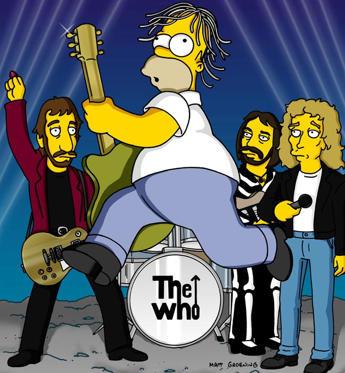 Famosos Que Pasaron Por Los Simpson