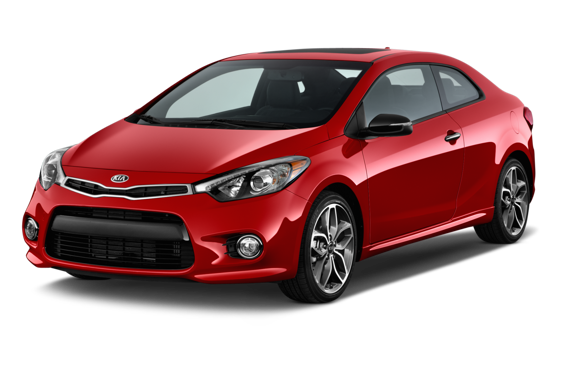 Slide 1 of 14: 2014 Kia Forte Koup