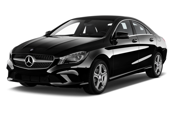 Slide 1 of 14: 2014 Mercedes-Benz CLA-Class
