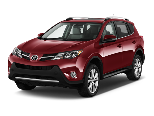 Slide 1 of 12: 2015 Toyota RAV4