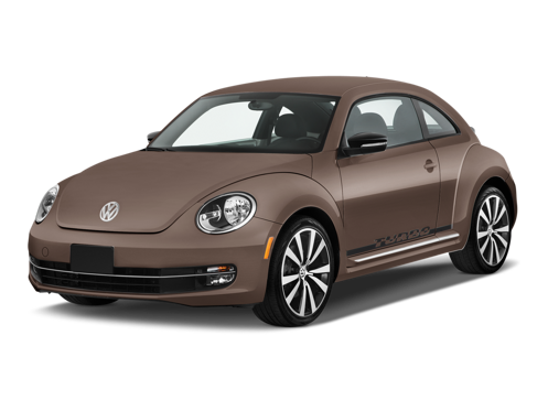 Slide 1 of 21: 2014 Volkswagen Beetle