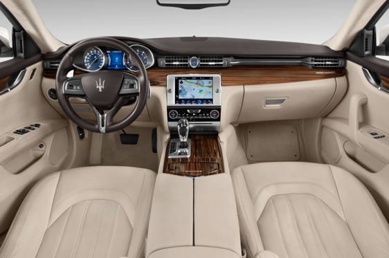 Slide 1 of 11: 2014 Maserati Quattroporte