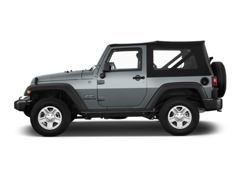Slide 1 of 18: 2015 Jeep Wrangler