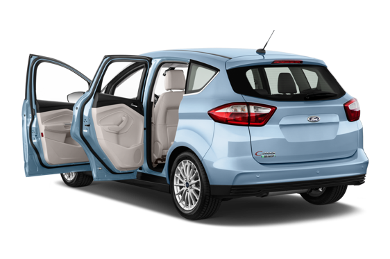 Slide 1 of 23: 2014 Ford C-Max