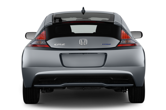 Slide 1 of 25: 2014 Honda CR-Z