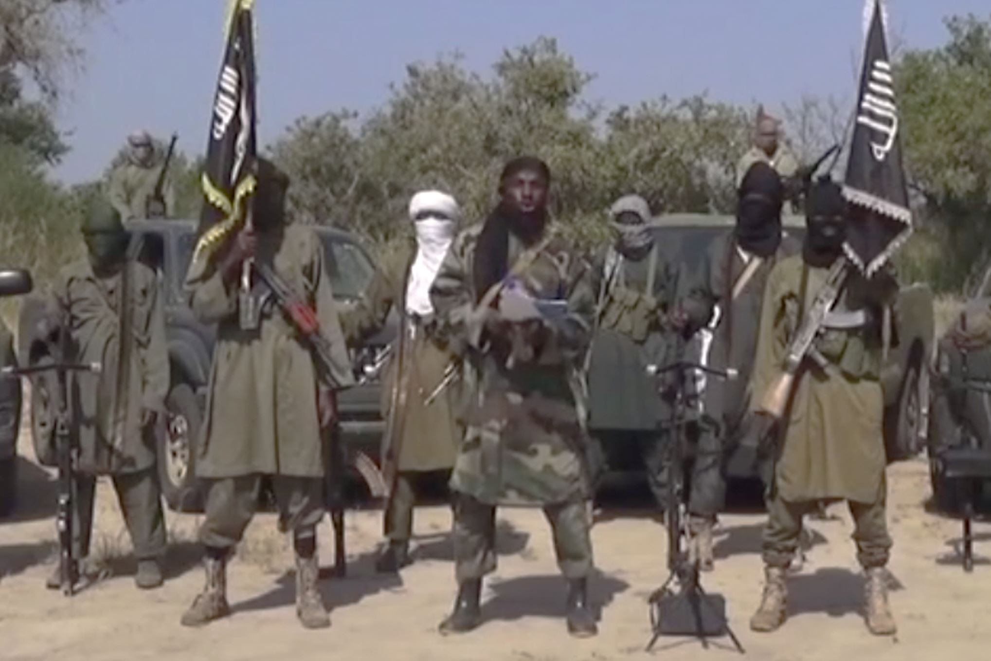 Suspected Boko Haram militants take over Magumeri town in northeast Nigeria: residents