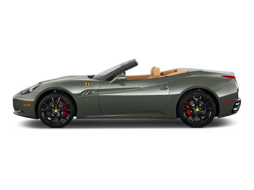 Slide 1 of 54: 2014 Ferrari California