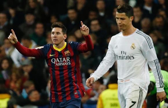 Messi - Cristiano Ronaldo