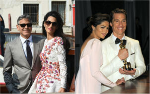 Celebrities are known faces, but what if their partners are not much known to. Have a quick look.