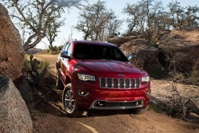 2015 Jeep Grand Cherokee (diesel)