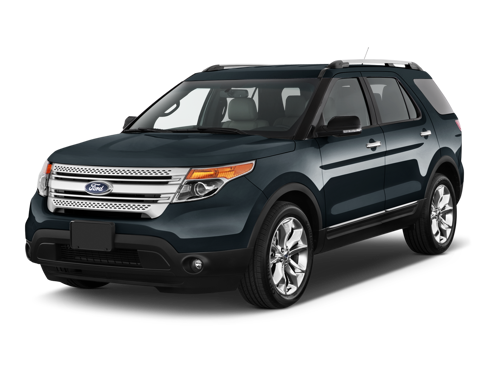 Slide 1 of 20: 2014 Ford Explorer
