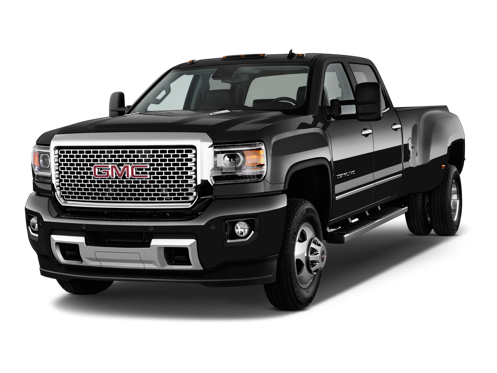 Slide 1 of 8: 2014 GMC Sierra 3500