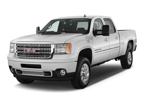 Slide 1 of 8: 2014 GMC Sierra 2500HD