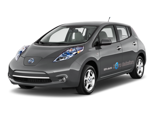 Slide 1 of 14: 2015 Nissan LEAF