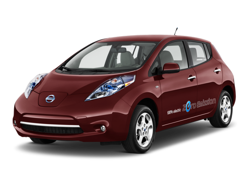 Slide 1 of 14: 2014 Nissan LEAF