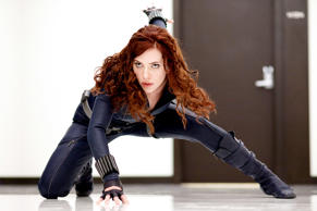 Actress: Scarlett Johannson  Movie: Iron Man 2 (2010)