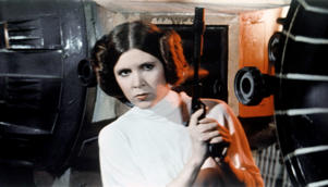 Princess Leia (Carrie Fisher)
