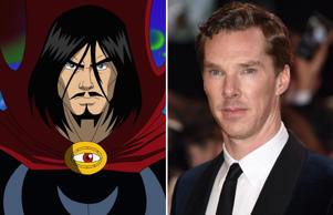 "Marvel recently announced that Benedict Cumberbatch will star in Marvel's ""Doctor Strange"". Let's take a look at other celebrities to have played Marvel characters in the last two decades."