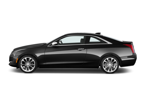 Slide 1 of 18: 2015 Cadillac ATS Coupe