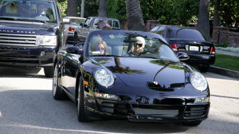 Back when Beckham was playing in Los Angeles, he bought himself a Porsche 911 Ca...