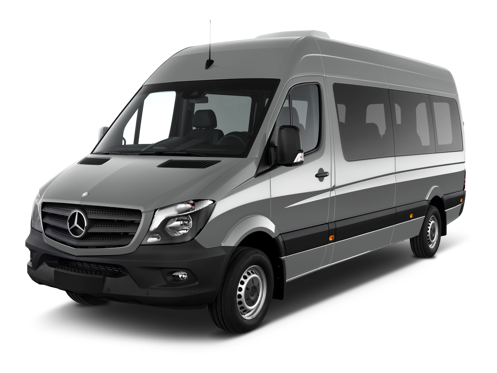 Slide 1 of 36: 2015 Mercedes-Benz Sprinter Passenger Van